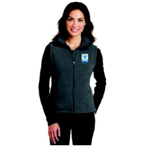 LADIES PORT AUTHORITY VALUE FLEECE VEST
