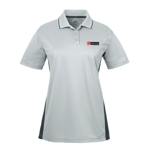 Ladies Cool & Dry 2-Tone Polo