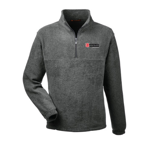 Harriton 1/4 Zip Fleece Pull over