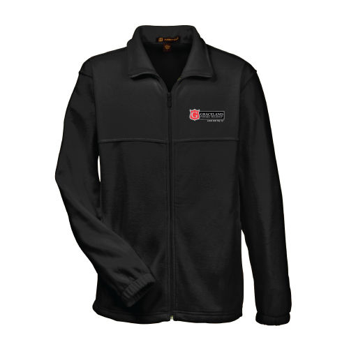 Harriton Full Zip Fleece