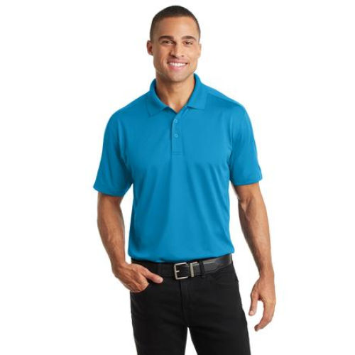 Diamond Jacquard Polo