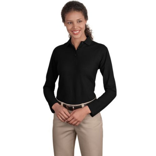 LS Ladies Silk Touch Polo