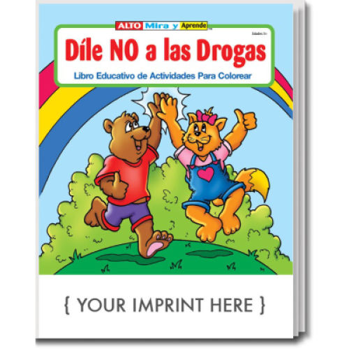Say No to Drugs (Spanish - Dile NO a Las Drogas