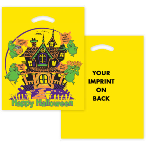 Halloween Bags - Yellow - 2 Designs