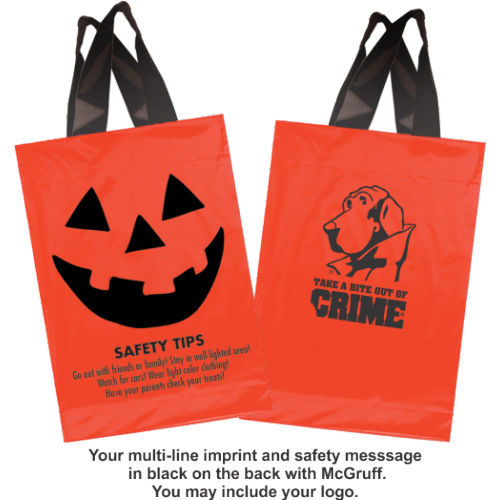 Halloween Bag - Soft Loop Handle