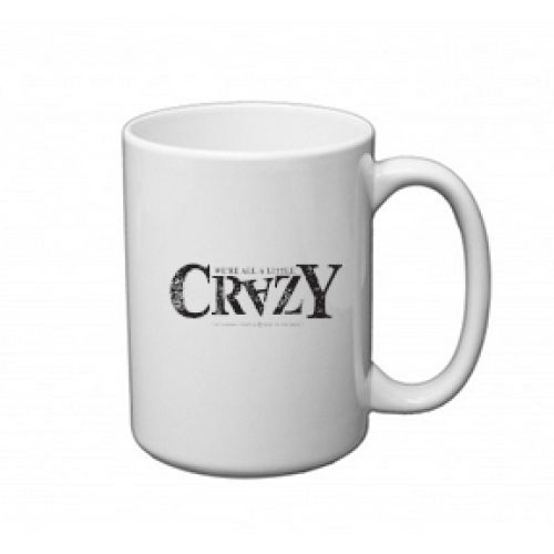 15 oz. Mug - 'Crazy' Logo