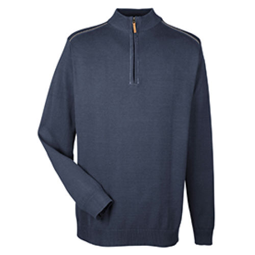 Manchester Half-Zip Sweater