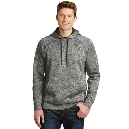 PosiCharge Fleece Hooded Pullover