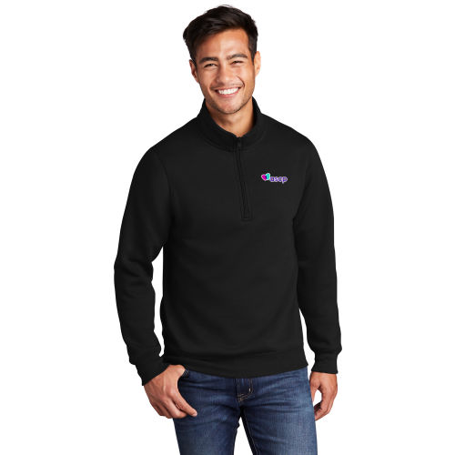 Men's 1/4-Zip Sweatshirt