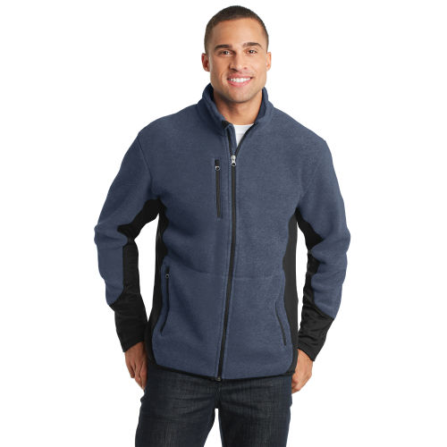Port Authority RTek Pro Fleece Full-Zip Jacket