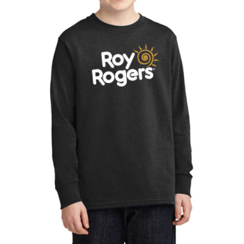 Roy Rogers' Signature Youth Long Sleeve T-Shirt