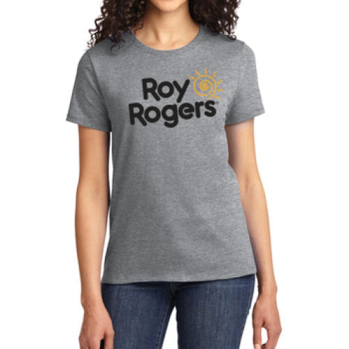 Roy Rogers' Brand Women's Short Sleeve T-Shirt