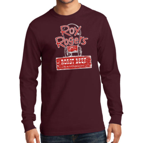 Roy's Vintage Wagon Adult Long Sleeve T-Shirt