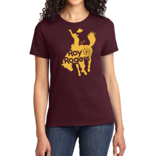 Bucking Bronco Women's Short Sleeve T-Shirt