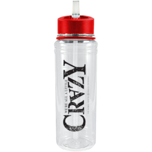 26 oz Sport Triton Bottle - 'Crazy' Logo
