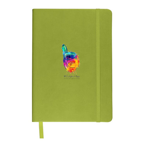 Tuscany Journal - Full Color #SameHere Hand Logo