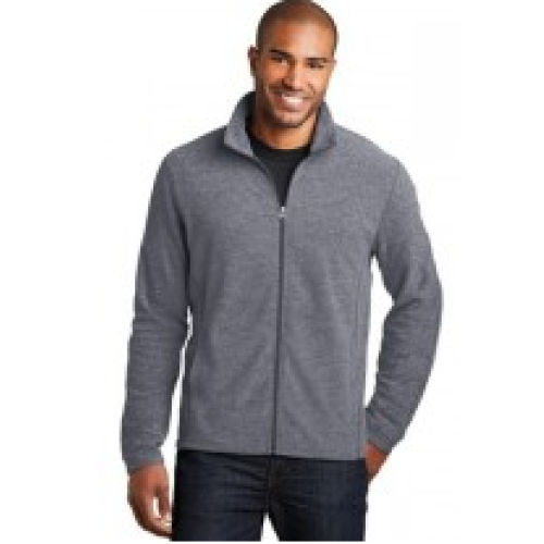 Microfleece Full-Zip Jacket
