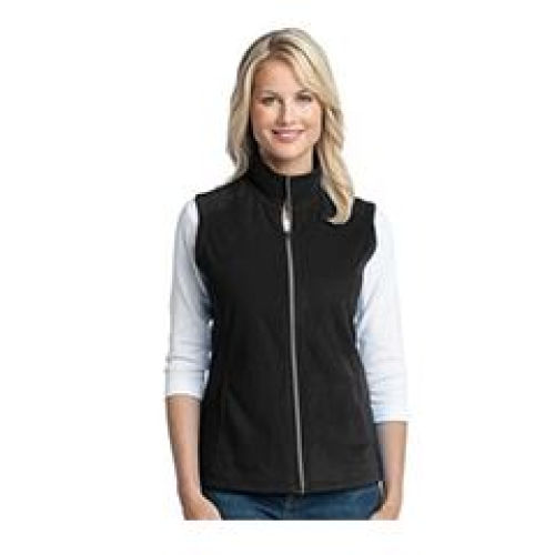 Ladies Microfleece Vest MIDL226