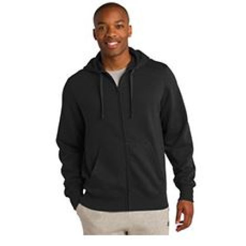 Full Zip Hooded Sweatshirt MIDST258